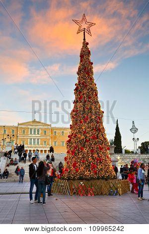 Syntagma sguare.