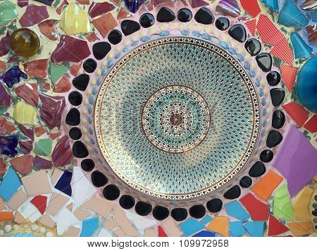 Ceramic Pattern Decoration