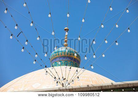 Qom The Sacred City,iran