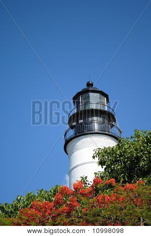 Lighthouse in Key West
