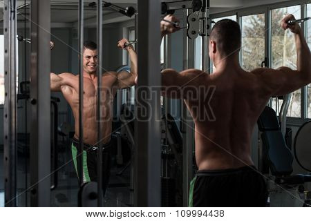 Biceps Workout With Cables