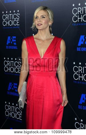 LOS ANGELES - MAY 31:  Rhea Seehorn at the 5th Annual Critics' Choice Television Awards at the Beverly Hilton Hotel on May 31, 2014 in Beverly Hills, CA