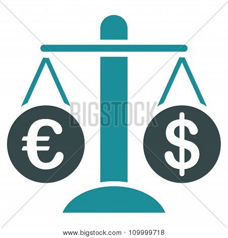 Currency Compare Icon