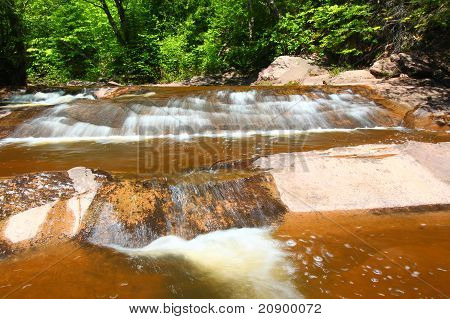 Nonesuch Falls Of Michigan