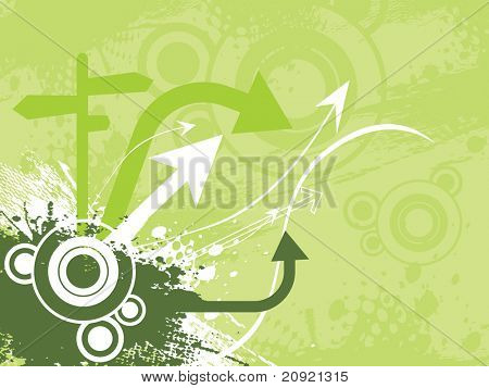 arrow vector series, abstract design