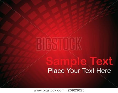 abstract graphic background with place for text