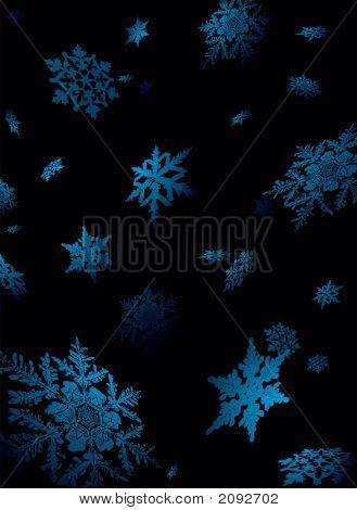 Snowflake Fall