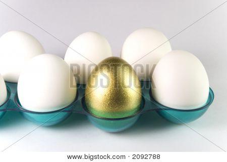 Un huevo de oro