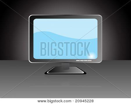 computer monitor lcd flat panel