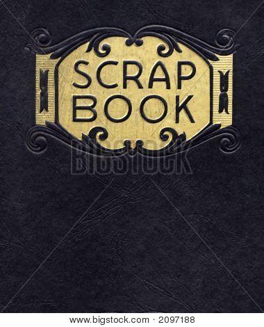 Antique Scrapbook, Circa 1890 (No Longer Under Copyright)