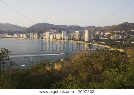 Acapulco Beach Front