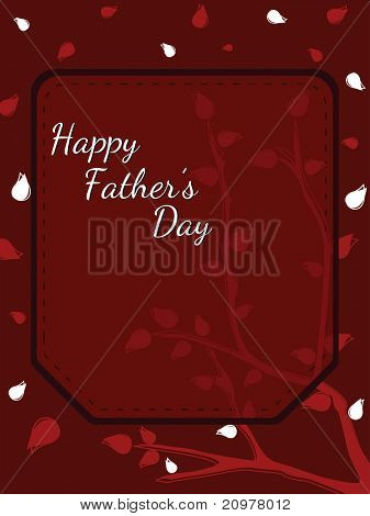 abstract elegant concept background for happy father's day