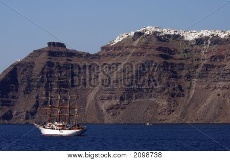 Santorini Tallship
