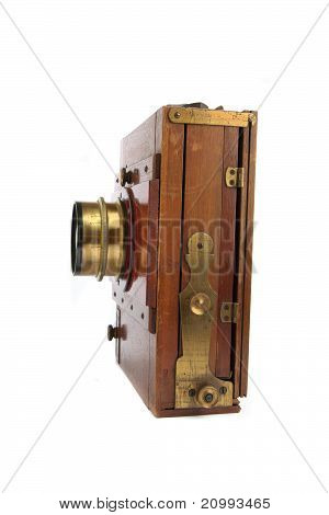 Very Old Photo Camera