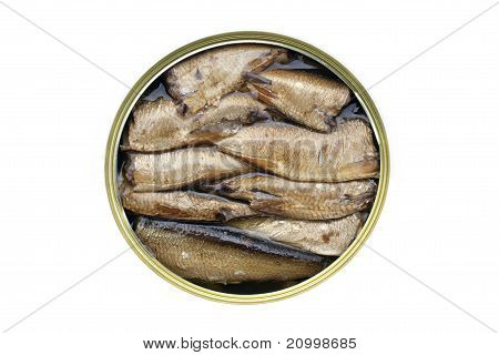 Sprats In Can