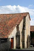 Charente Style Church