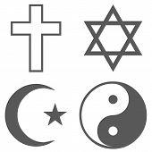 religion poster