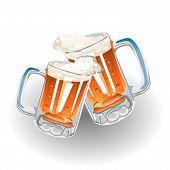 foto of beer mug  - Cheers - JPG