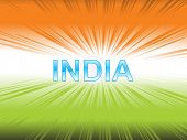 foto of ashok  - abstract stylish pattern background for independence day - JPG