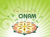 picture of pookolam  - kekasih ilustrasi Onam  - JPG