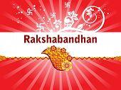 stock photo of rakshabandhan  - beautiful illustration for rakshabandhan - JPG