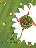 pic of rakshabandhan  - creative illustration for rakshabandhan celebration - JPG
