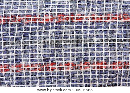 Mesh textile surface. Use for background or texture