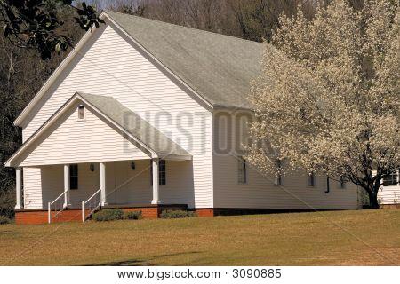 Plain Rural Church