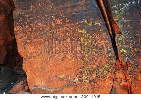 Southwest Petroglyphs