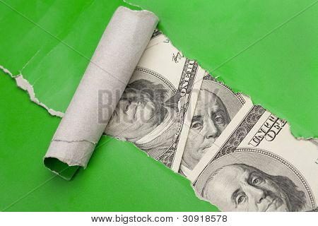 Find Money Concept