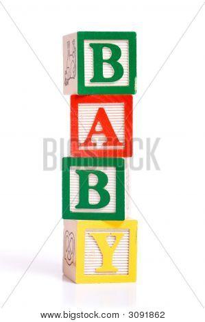 """Baby"" Building Blocks"
