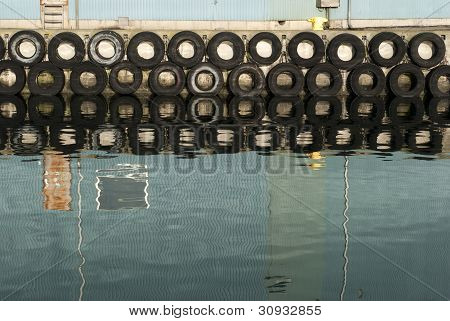 Car Tyre Harbour