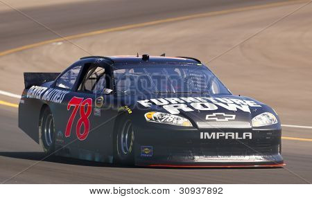 Avondale, Az - Mar 03, 2012:  Regan Smith (78) Brings His Car Through Turn 4 During The Subway Fresh