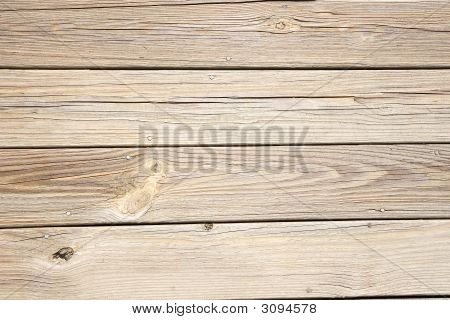 Old Weathered Wood Planks
