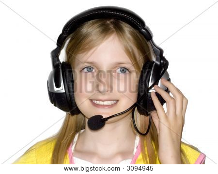Beautiful Girl Listing Music
