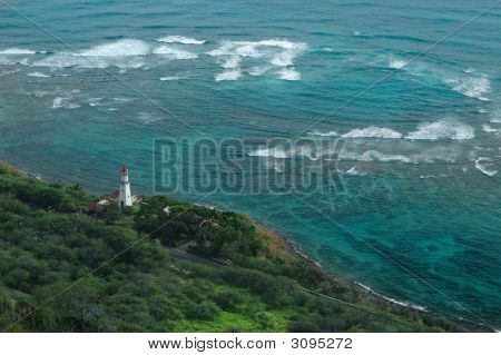 Oahu Island Lighthouse