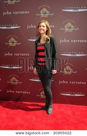 LOS ANGELES - MAR 11:  KaDee Strickland arrives at the 9th Annual John Varvatos Stuart House Benefit at the John Varvatos Store on March 11, 2012 in West Hollywood, CA
