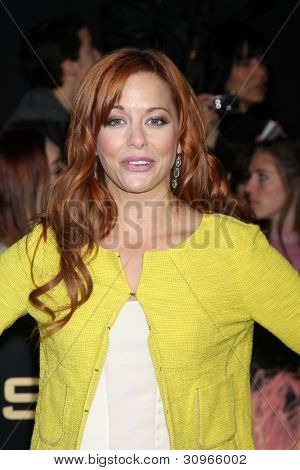 LOS ANGELES - MAR 12:  Amy Paffrath arrives at the