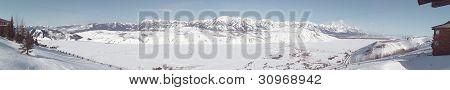 Jackson Hole Panorama