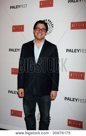 LOS ANGELES - MAR 13:  Rich Sommer arrives at the