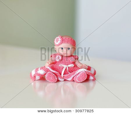 small doll