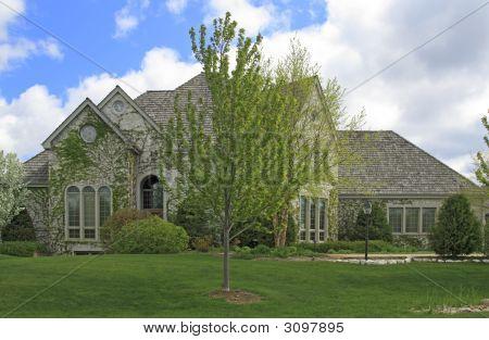 Stone Upscale Estate