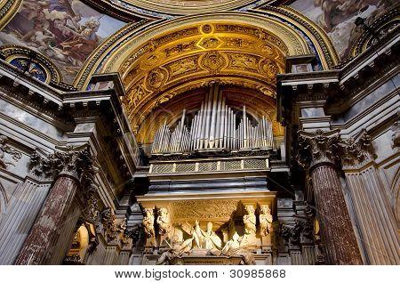 Sant'Agnese In Agone In Rome
