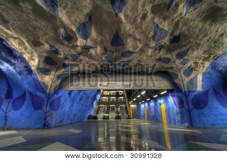 Stockholm metro, T-Central
