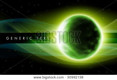 Vector Planet Design