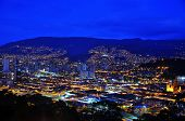 picture of medellin  - A view of Medellin - JPG