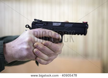 Handgun Aims