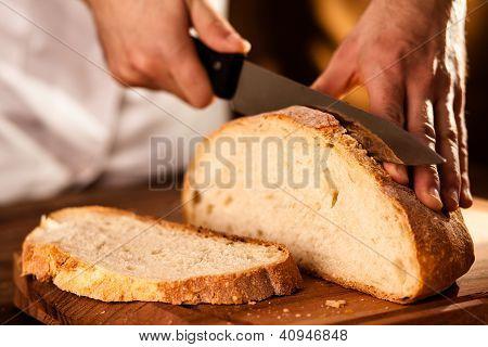 Slicing Bread