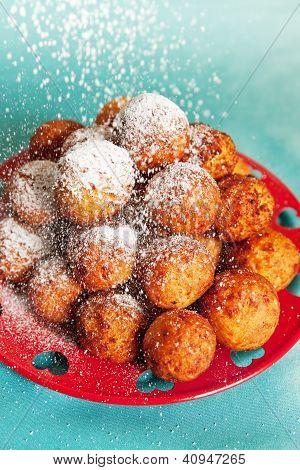 Sprinkled With Powdered Sugar