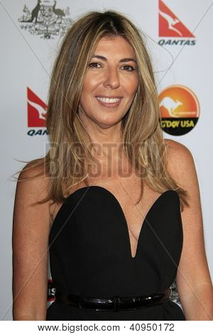 LOS ANGELES - JAN 12: Nina Garcia at the 2013 G'Day USA Los Angeles Black Tie Gala at JW Marriott on January 12, 2013 in Los Angeles, California
